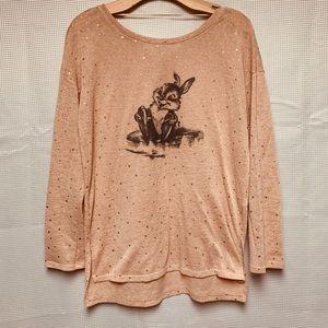 Lauren Conrad Disney Thumper Sweater